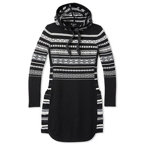 SmartWool Women's Alpine Lodge Pattern Dress Black