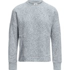 The North Face Women's Crescent Sweater NF0A3YTJ DYX-TNF Light Grey Heather