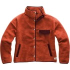 The North Face Women's Cragmont Fleece Jacket NF0A3YSF G4W-Picante Red/Deep Garnet Red