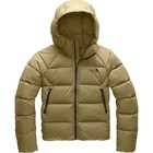 The North Face Women's Hyalite Down Hoodie NF0A3Y4R D9V-British Khaki