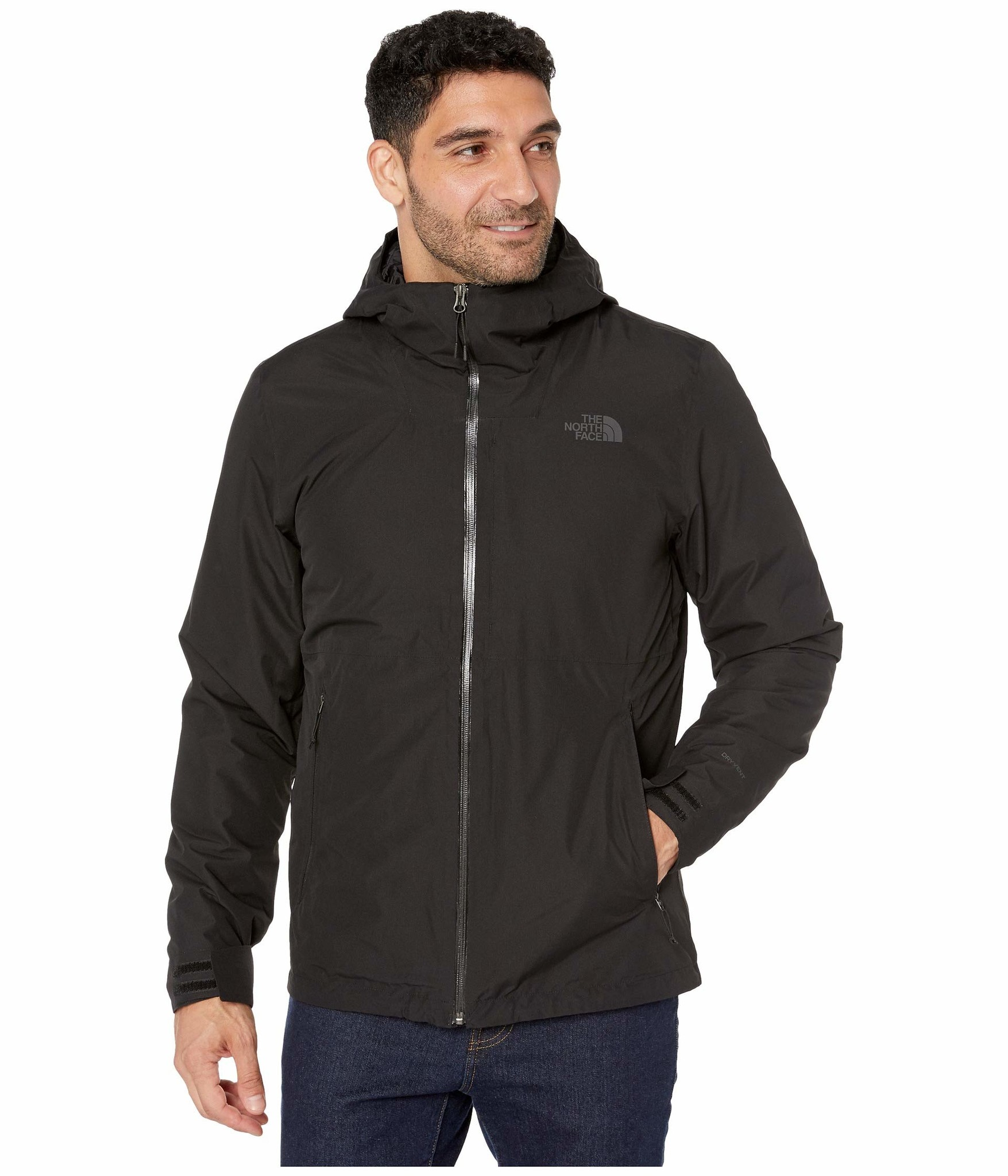 Men's Inlux Insulated Jacket NF0A3Y4W JK3 TNF Black