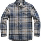 The North Face Men's L/S Arroyo Flannel Shirt NF0A3YRO GE4-Mid Grey Speed Wagon Plaid