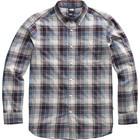The North Face Men's L/S Hayden Pass 2.0 Shirt NF0A3MGQ GH7-Shady Blue Rogan Plaid