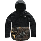 The North Face Women's Riit Pullover NF0A3M1C FP5-TNF Black/New Taupe Green Palms Print