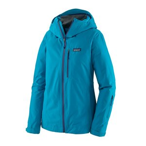 Patagonia W's Powder Bowl Jkt Curacao Blue