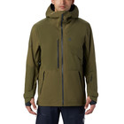 Mountain Hardwear M's Cloud Bank Gore-Tex Jacket Combat Green
