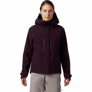 Mountain Hardwear W's Firefall/2 Insulated Jacket Darkest Dawn