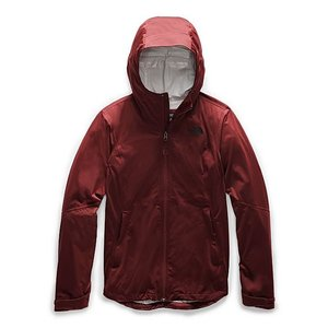 The North Face Women's Allproof Stretch Jacket NF0A3OC1 HBM-Deep Garnet Red