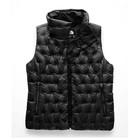 The North Face Women's Holladown Crop Vest NF0A3JRK JK3-TNF Black