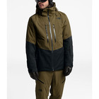 The North Face Men's Chakal Jacket NF0A4ANC WMB-Military Olive/TNF Black