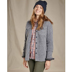 Toad&Co W'S Telluride Sherpa Shirtjac Grey Heather