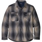 Patagonia M's L/S Recycled Wool Shirt Naturalist: Stone Blue