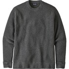 Patagonia M's Recycled Wool Sweater Hex Grey