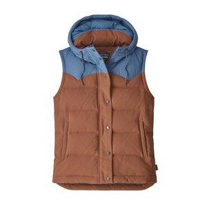 Patagonia W's Bivy Hooded Vest Sisu Brown