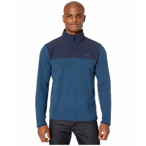 The North Face Men's TKA Glacier _ Zip NF0A48KR 3RC-Blue Wing Teal/Urban Navy