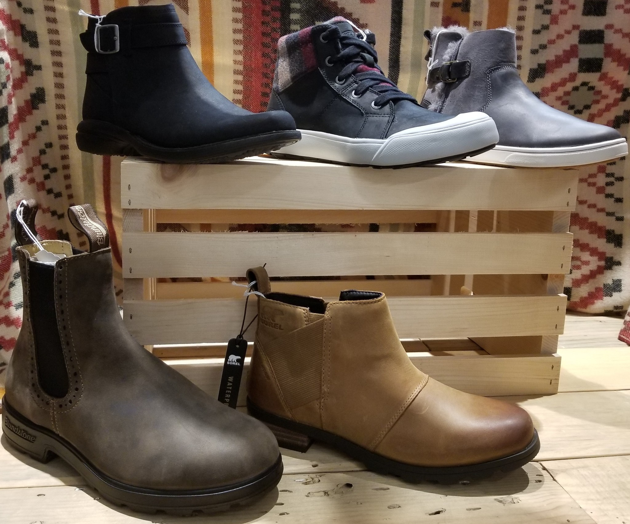 Vital Outdoor's Top Fall Boots for Women