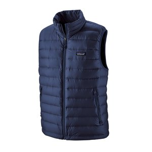 Patagonia M's Down Sweater Vest Classic Navy w/Classic Navy
