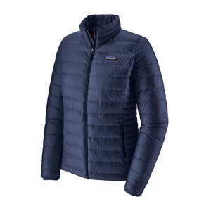Patagonia W's Down Sweater Classic Navy