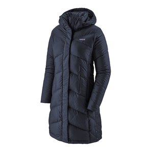 Patagonia W's Down With It Parka New Navy