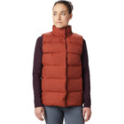 Mountain Hardwear W's Glacial Storm Vest RUSTED