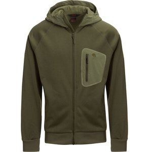 Mountain Hardwear Norse Peak Full Zip Hoody Dark Army Men's