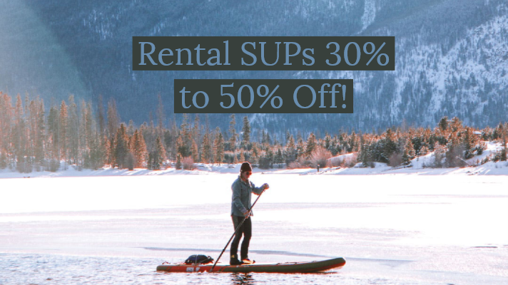 Rental Paddleboards Now for Sale