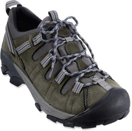 61d30a2997 Keen TARGHEE II WP M-GARGOYLE / MIDNIGHT NAVY GARGOYLE / MIDNIGHT NAVY. The  men's Targhee II waterproof hiking shoes ...