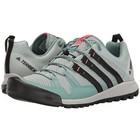 Adidas Outdoor TERREX SOLO W VAPOUR STEEL/BLACK/TACTILE PINK
