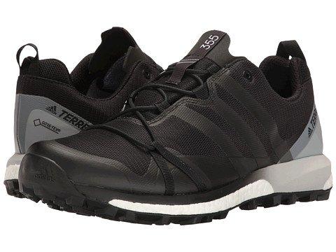 bed5cb3caf4 Adidas TERREX AGRAVIC GTX BLACK BLACK WHITE - Vital Outdoors