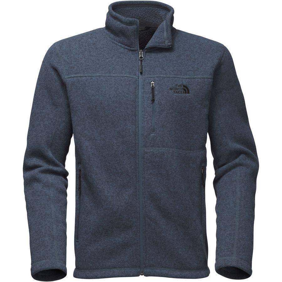 96f28e921 The North Face M GORDON LYONS 1/4 ZIP Conquer Blue Heather