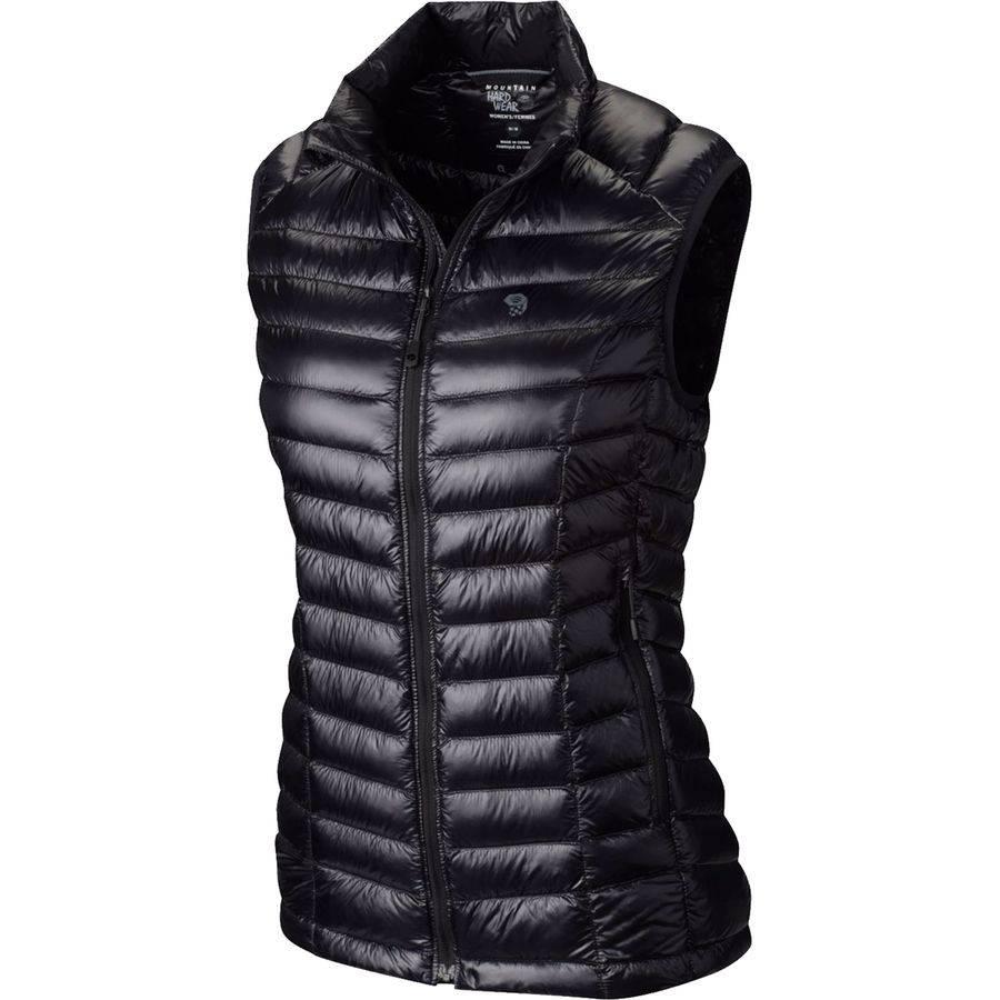 bc564822f Mountain Hardwear Women's Ghost Whisperer Down Vest Black