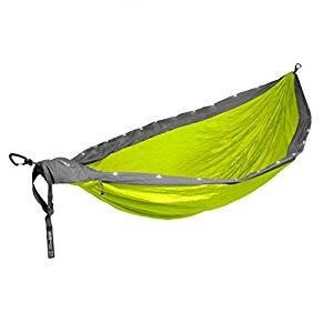Eagles Nest Outfitters DoubleNest LED Grey/Neon OS