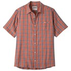 Mountain Khakis Men's Shoreline Short Sleeve Shirt Rojo
