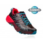 Hoka One One M SPEEDGOAT 2 BLACK / TRUE RED MEN'S