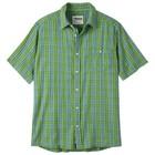 Mountain Khakis Men's Shoreline Short Sleeve Shirt Envy