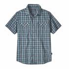 M's High Moss Shirt Anchor: Feather Grey