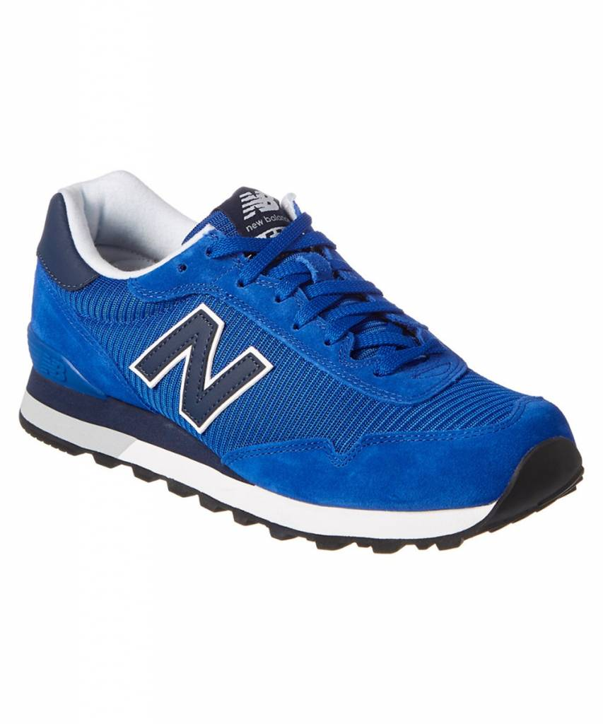 new styles 486ec d43c5 New Balance Mens New Balance 515 lifestyle shoe blue