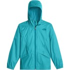 The North Face G ZIPLINE RAIN JACKET Blue Curacao