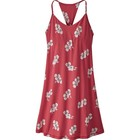 Patagonia W's Edisto Dress Mariposa Lily: Static Red