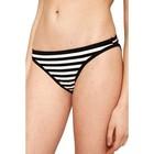 Lole Rio Renew Bottom Black White Stripes