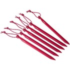 MSR Groundhog Stake Kit Red