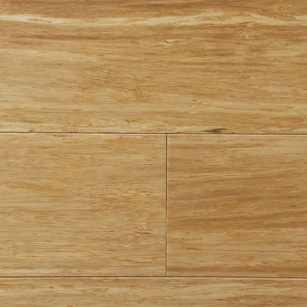Goodfellow Plancher d'ingénierie clic en bambou tissé
