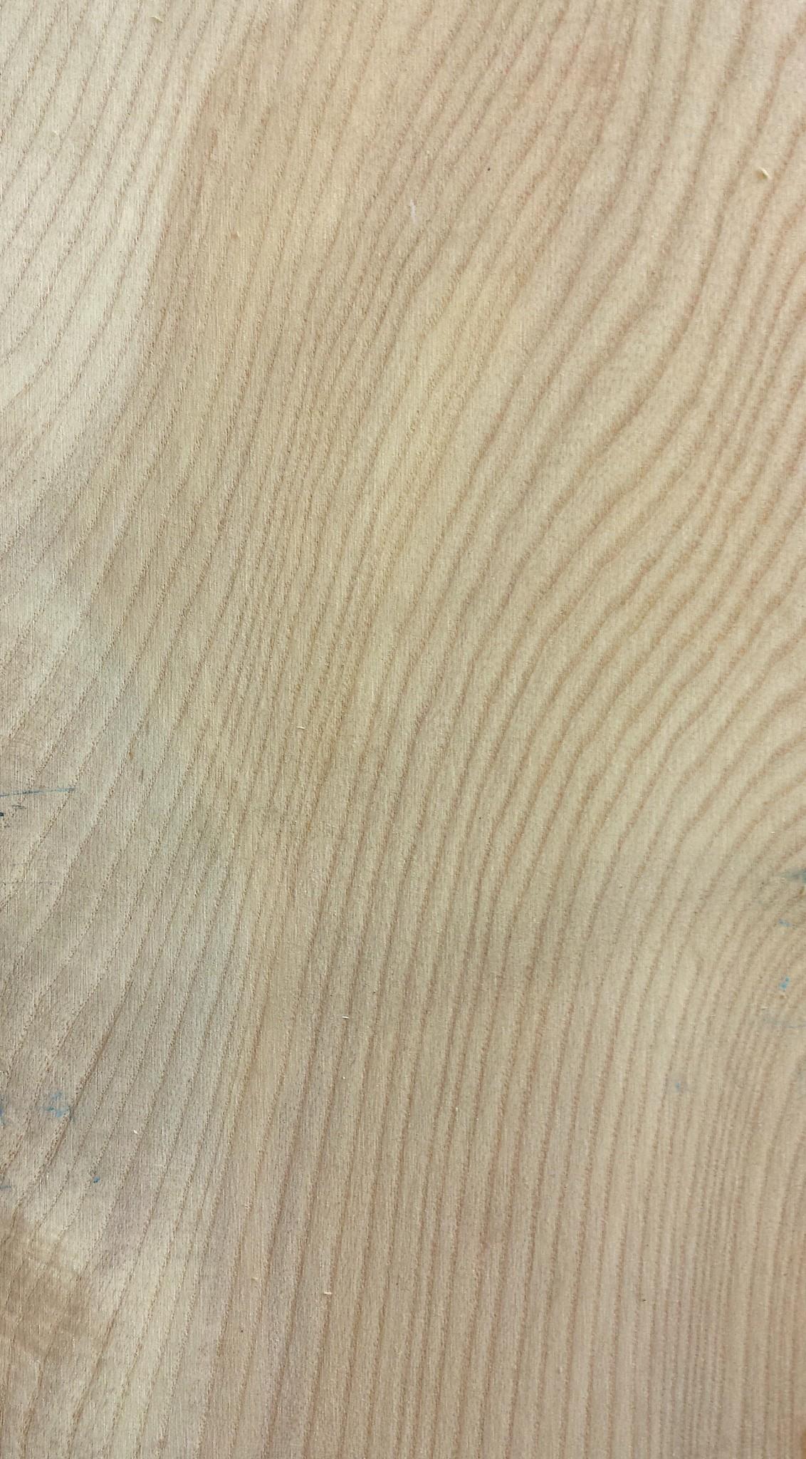 Le Marché du Bois Planche frêne blanc brut sélect
