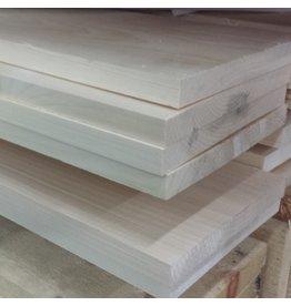 Le Marché du Bois Planche pin blanc B4F 1&2 Com R.L