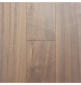 American Flooring Ingénierie noyer noir caractère léger pré-verni mat