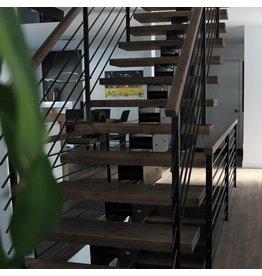 Le Marché du Bois Installation escalier de bois