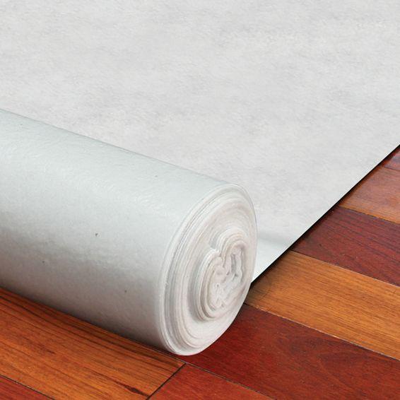 Top Floor Underlayment Toile de protection antidérapante pour plancher.