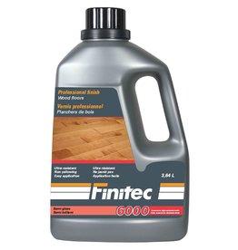 Groupe Finitec Vernis à plancher, 6000, Ultra mat, 3.64L