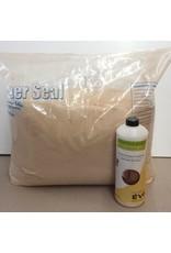 Le Marché du Bois Sac de farine de bois, 15 lbs