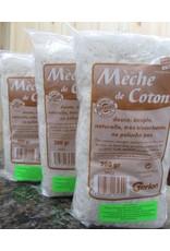 Mèche de coton sac 200gr